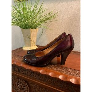 💗 SOFFT MYKA PATENT LEATHER PUMPS 💝